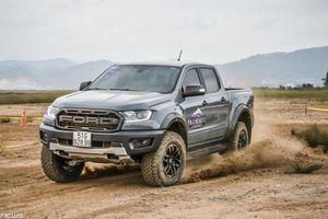 Ford Ranger Raptor 2020 sở hữu một loạt trang bị mới