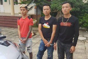Hà Nội: Kiểm tra xe vi phạm tốc độ, phát hiện ma túy