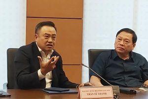 Chủ tịch tập đoàn Dầu khí: DNNN như sống trong nhà 'ngũ đại đồng đường'
