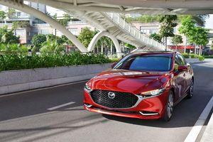 Đánh giá xe Mazda 3 2020: Mới từ trong ra ngoài, nâng cấp các tính năng an toàn