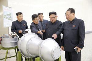 Tiết lộ 'sốc' về sức công phá của bom H Triều Tiên