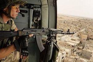 Nghe tin quân cảnh Nga đến binh sĩ Mỹ nhanh chân rút khỏi Aleppo