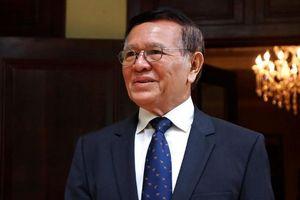 Thẩm phán Campuchia dừng cuộc điều tra lãnh đạo phe đối lập