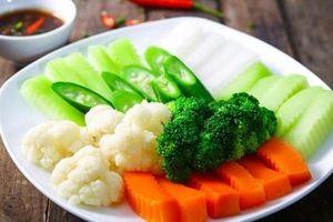 Những món luộc không thể thiếu trong thực đơn giảm cân