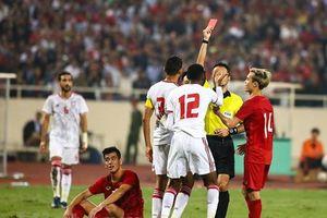 Tiền đạo Tiến Linh: 'Tôi cũng bất ngờ với bàn thắng đẹp vào lưới UAE'