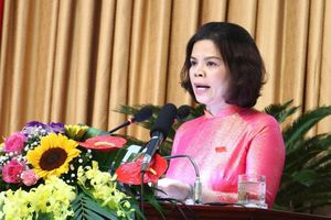 Tỉnh Bắc Ninh có tân Chủ tịch UBND tỉnh là nữ đầu tiên kể từ ngày thành lập tỉnh