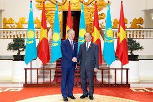 Thúc đẩy quan hệ thương mại, đầu tư Việt Nam - Kazakhstan