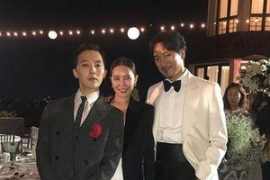 G-Dragon (Bigbang) gửi quà, ủng hộ phim của anh rể Kim Min Joon