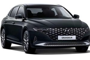 Hyundai Grandeur 2020 thiết kế sang trọng hơn Sonata
