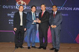 Vietnam Airlines nhận giải thưởng Công nghệ thông tin hàng đầu Châu Á – Châu Đại Dương