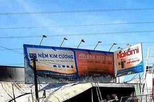 Bình Dương: Cửa hàng điện máy bị thiêu rụi lúc rạng sáng
