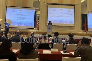 Việt Nam thể hiện mạnh mẽ cam kết chống gian lận xuất xứ, chuyển tải bất hợp pháp