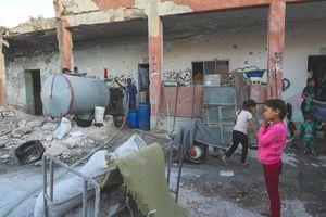 Hơn một nửa dân số Syria cần viện trợ nhân đạo