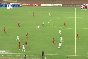 Nhìn lại màn trình diễn tuyệt vời của Tuấn Anh trước UAE