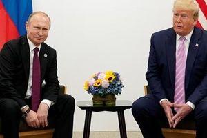 Tổng thống Putin muốn ông Trump thăm Nga