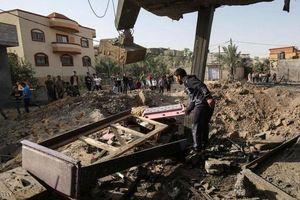 Xung đột ở Gaza giữa Israel và Palestine bất chấp thỏa thuận ngừng bắn