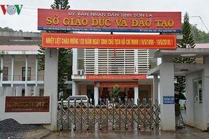 Vụ gian lận thi cử ở Sơn La: Thêm 3 Đảng viên bị kỷ luật cảnh cáo