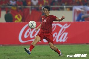 Tuấn Anh bung nở trọn vẹn tài năng dưới thời HLV Park Hang Seo