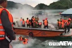 Dân ném bom xăng vào đoàn cưỡng chế ở Quảng Ninh: Những cán bộ bị thương giờ ra sao?