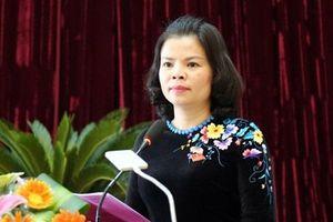 Sự nghiệp của tân nữ Chủ tịch UBND tỉnh Bắc Ninh 50 tuổi