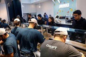 'Thổi bùng' dịch vụ giao hàng, nhiều nhà hàng Mỹ loại bỏ phòng ăn