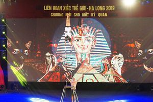 Hơn 100 nghệ sĩ xiếc quốc tế thi tài ở Hạ Long