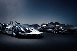 Siêu xe McLaren Elva lấy cảm hứng từ di sản Bruce Mclaren