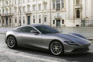 Ferrari Roma mới – chiếc siêu xe GT đầy sang chảnh