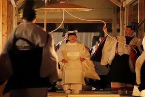 Toàn cảnh nghi thức cuối cùng trong lễ đăng cơ của Nhật hoàng Naruhito