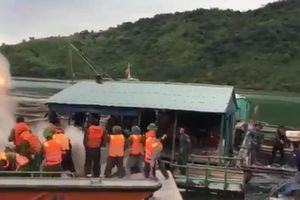 Ném bom xăng đoàn cưỡng chế ở Quảng Ninh: Án nào cho 6 'đầu sỏ'?