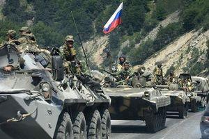 Nga công bố clip tiếp quản căn cứ Mỹ tại Syria