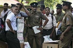 Sri Lanka bắt đầu bầu cử Tổng thống, an ninh thắt chặt