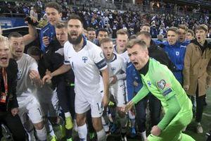 12 vé dự vòng chung kết Euro 2020 đã có chủ, đội tuyển Italia lọt nhóm hạt giống số 1