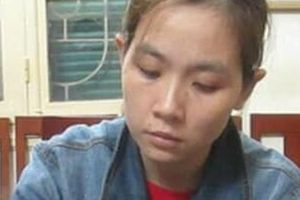 'Nữ quái' trộm tiền của khách siêu thị về mua xe, mua nhà Hà Nội