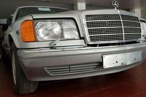 Xe Mercedes 33 năm tuổi còn 'mới cứng' định giá gần 4 tỷ đồng
