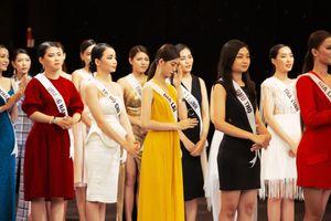 Lộ diện Top 45 Hoa hậu Hoàn vũ Việt Nam 2019