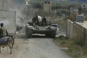 Quân đội Syria 'mở cổng địa ngục' chống lại phiến quân ở Latakia