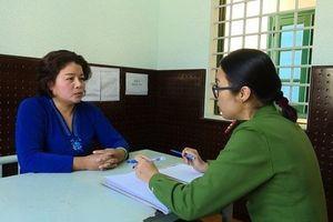 Nữ giám đốc thành lập 11 'công ty ma' để mua bán hóa đơn