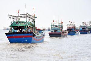 Tiếp tục cấp phép tàu khai thác trong vùng đánh cá chung Vịnh Bắc Bộ