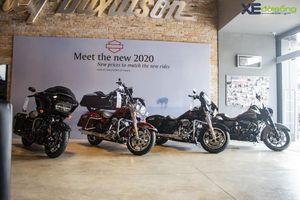 Được cải tiến nhẹ, nhưng dòng touring 2020 của Harley-Davidson thu hút biker Việt bởi giá rẻ hơn hàng trăm triệu