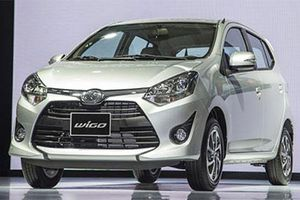 Toyota Wigo giá rẻ thua xa Hyundai Grand i10, bám đuổi Kia Morning