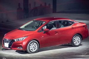 Nissan Sunny thế hệ mới lột xác thiết kế