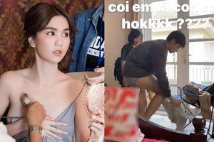 Hóa ra không chỉ mỗi Jun Phạm, Tăng Thanh Hà, Angela Phương Trinh cũng từng bị lộ ảnh thay đồ không che chắn