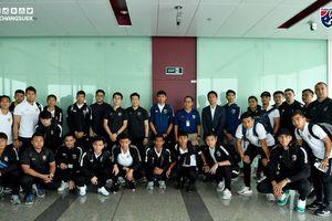 Đội tuyển Thái Lan đến Hà Nội, đặc biệt kín tiếng với truyền thông