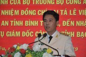 Phó Giám đốc Công an tỉnh Bình Thuận giữ chức Giám đốc Công an tỉnh Bạc Liêu