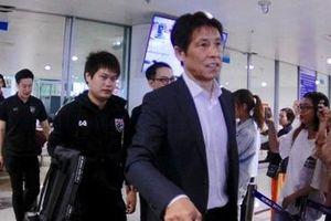 Đội tuyển Thái Lan đã tới Hà Nội