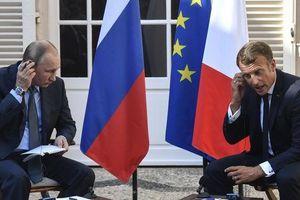 Pháp tổ chức Hội nghị 4 bên về Ukraina vào ngày 9/12 tại Paris