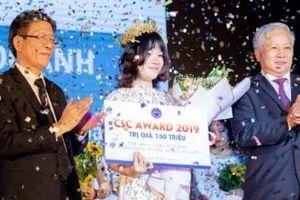 Sinh viên Đại học Xây dựng trở thành chủ nhân Giải thưởng CSC Award 2019