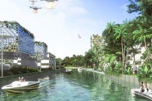 Mexico sắp xây dựng thành phố rừng thông minh