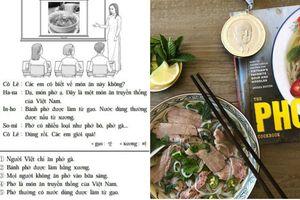 Phở Việt xuất hiện trong đề thi môn Tiếng Việt kỳ thi Đại học Hàn Quốc, hóa ra rất được dân xứ kim chi yêu thích